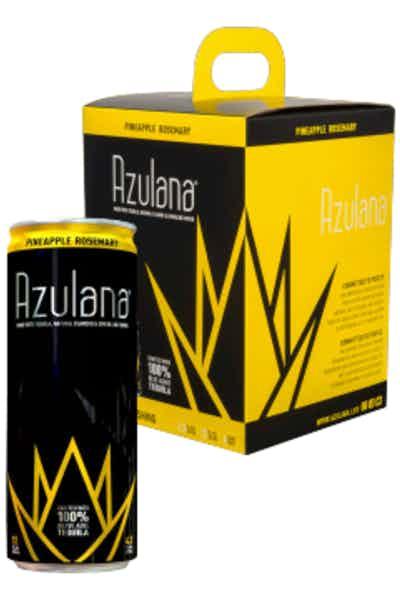 Azulana Sparkling Pineapple Rosemary Tequila
