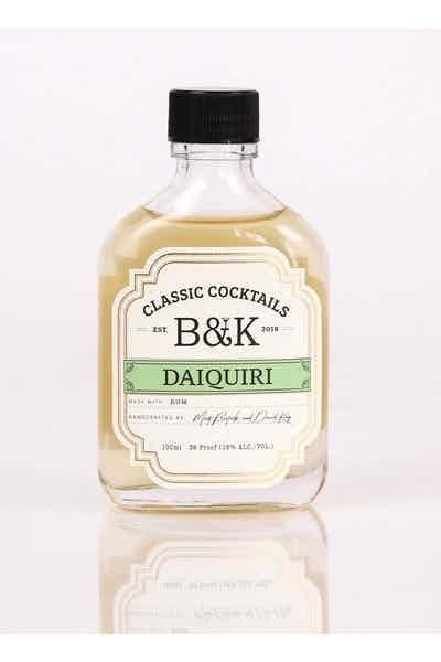 B&K Daiquiri