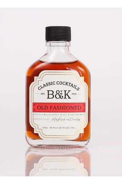 B&K Old Fashioned