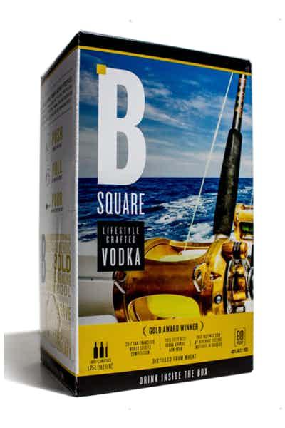 B Square Vodka