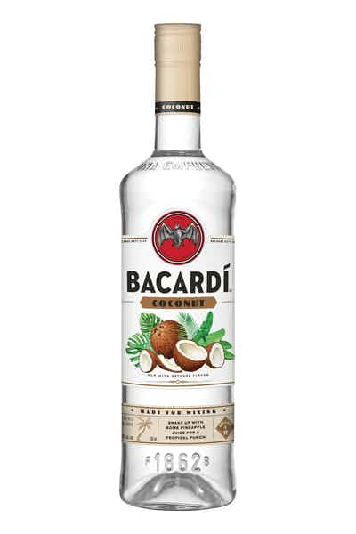 BACARDÍ Coconut Flavored White Rum