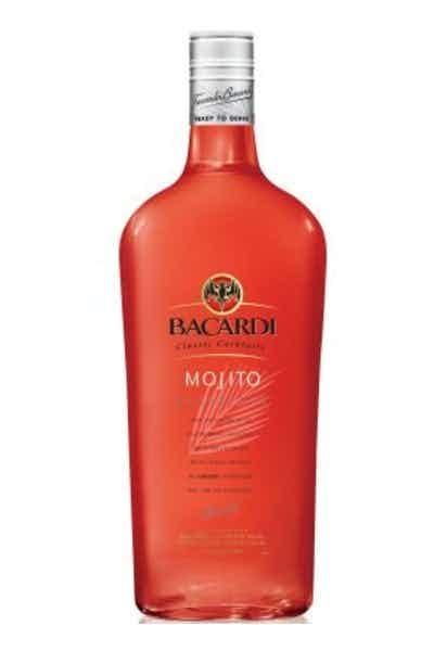 Bacardi Raspberry Mojito