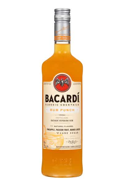 BACARDÍ Ready-To-Serve Rum Punch