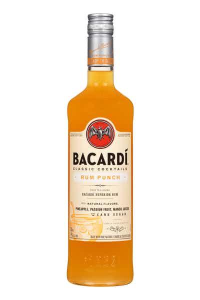 BACARDÍ Classic Cocktails Rum Punch