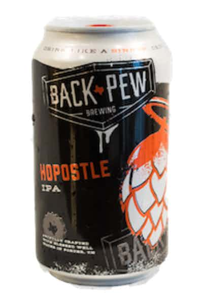 Back Pew Hopostle IPA