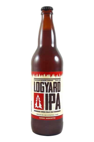 Backwoods Logyard IPA