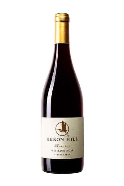 Heron Hill Baco Noir Reserve