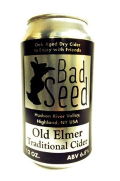 Bad Seed Dry Cider