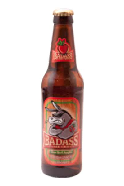 Badass One Bad Apple Hard Cider