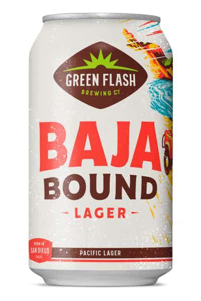 Green Flash Baja Bound Lager