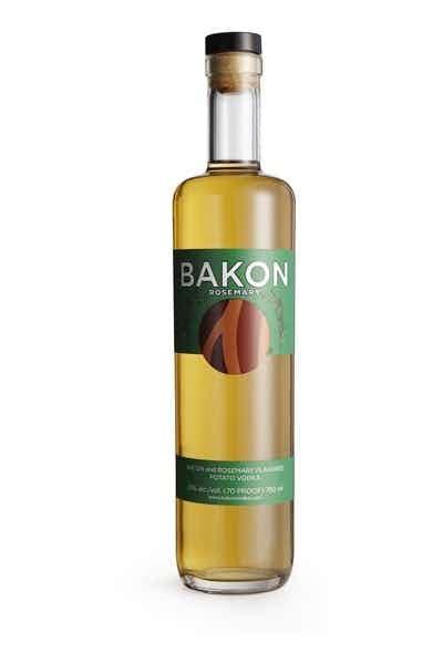Bakon Rosemary Vodka