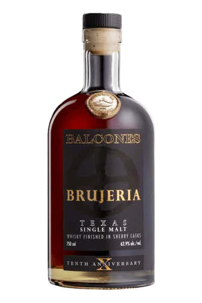 Balcones Brujeria Texas Single Malt Whisky