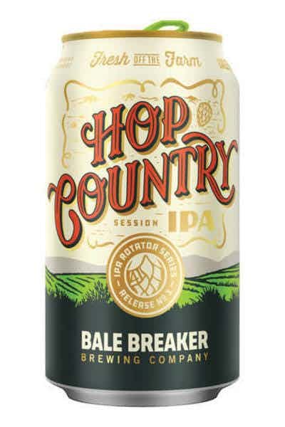 Bale Breaker Hop Country Session IPA