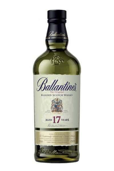 Ballantines Scotch 17 Year