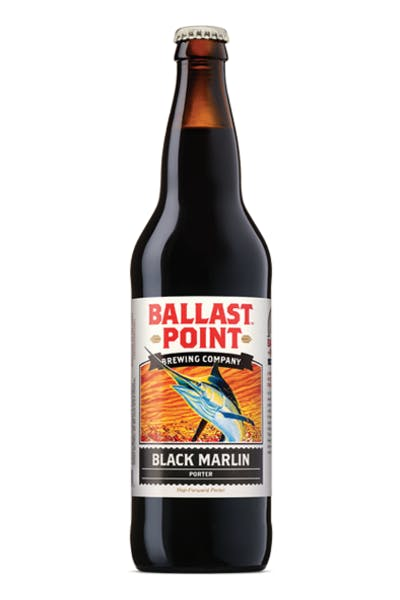 Ballast Point Black Marlin Porter [discontinued]