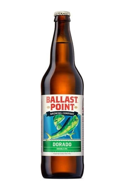 Ballast Point Dorado Double IPA