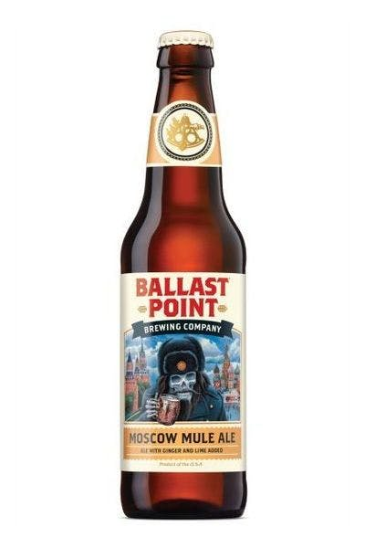 Ballast Point Moscow Mule Ale [discontinued]