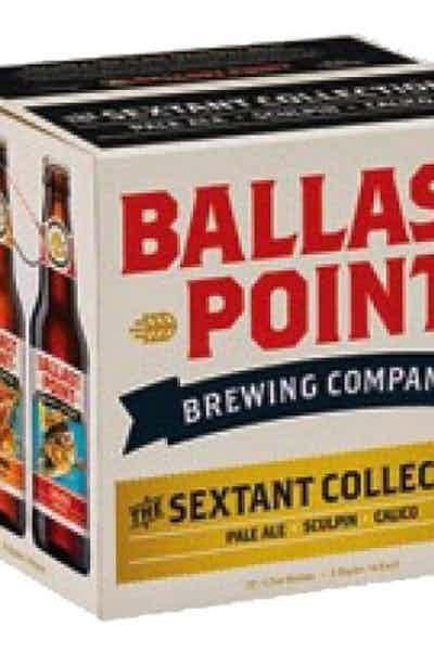 Ballast Point Sextant Variety