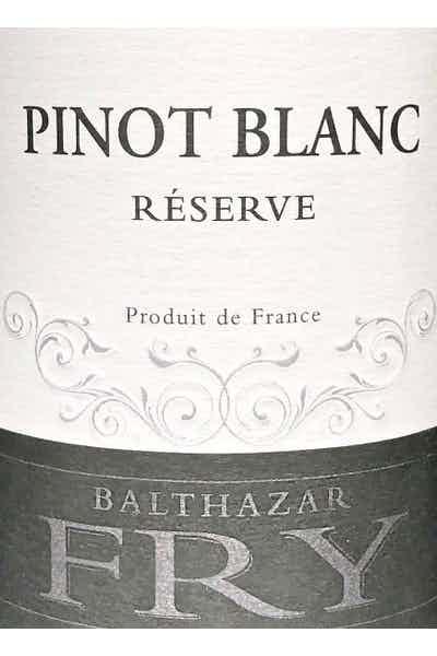 Balthazar Fry Reserve Pinot Blanc