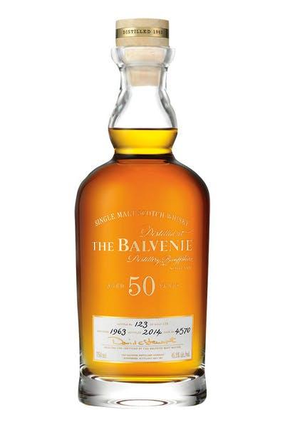 Balvenie 50 Yr