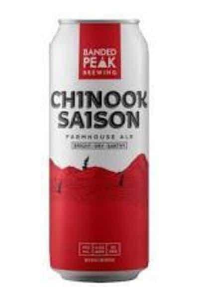 Banded Peak Chinook Saison