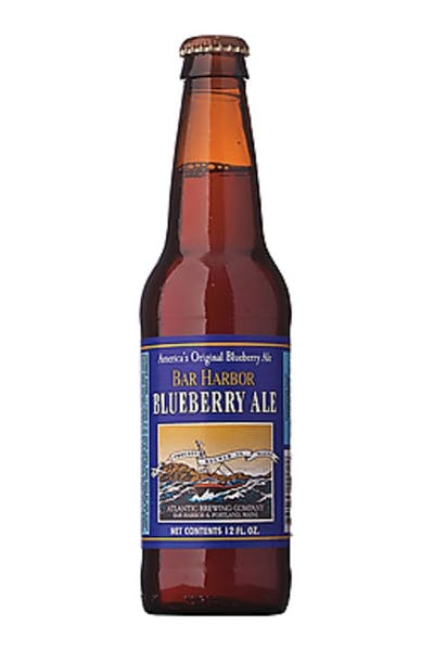 Bar Harbor Blueberry Ale