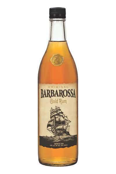 Barbarossa Gold Rum