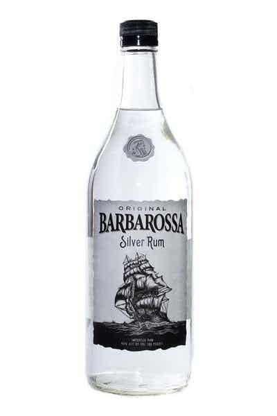 Barbarossa Silver Rum