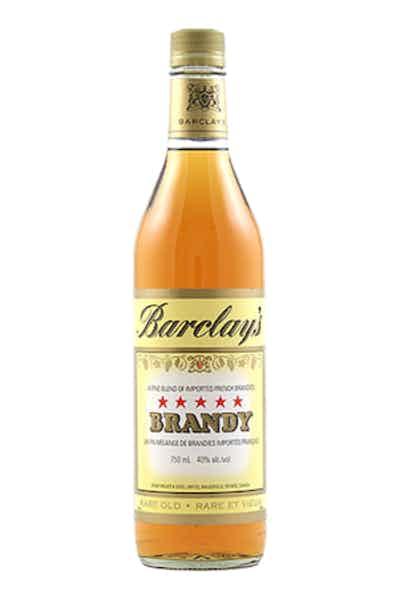 Barclay's Rare Old Brandy