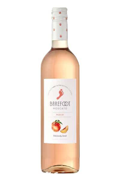 Barefoot Moscato Peach