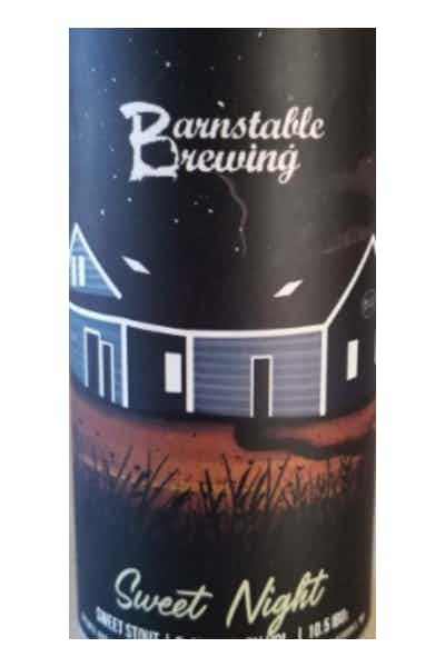 Barnstable Sweet Night Milk Stout