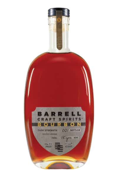 Barrell Craft Spirits (BCS Line) Bourbon 15 Year