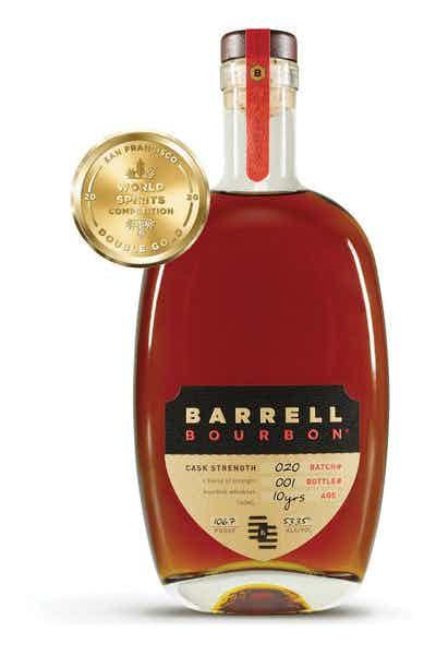 Barrell Bourbon Batch 020