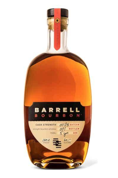 Barrell Bourbon Batch 007B