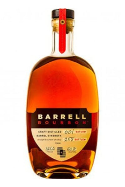 Barrell Straight Bourbon Whiskey