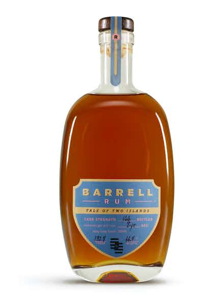 Barrell Tales Of Two Islands Rum 8 Year