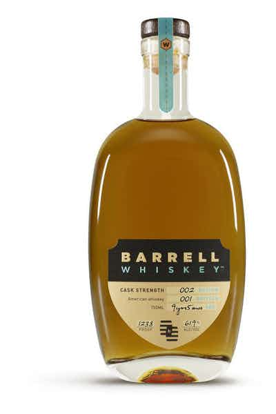 Barrell Whiskey Batch 002