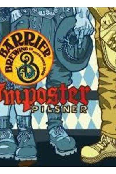Barrier Imposter Pilsner
