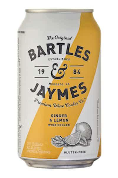 Bartles & Jaymes Ginger & Lemon