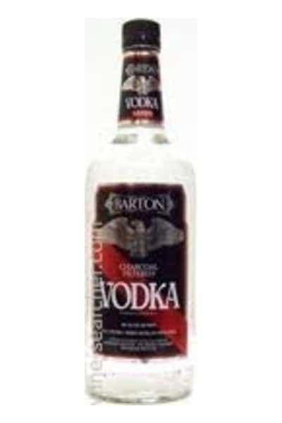 Barton's Vodka (10 Cnts Of 12 Btl)