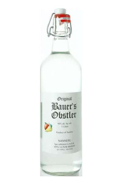 Bauer's Obstler Brandy