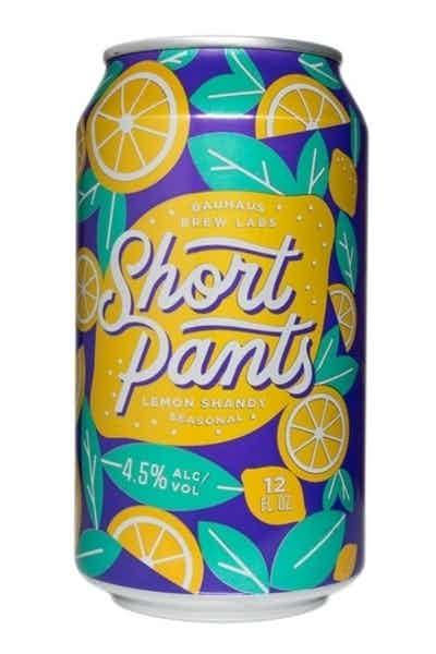 Bauhaus Short Pants