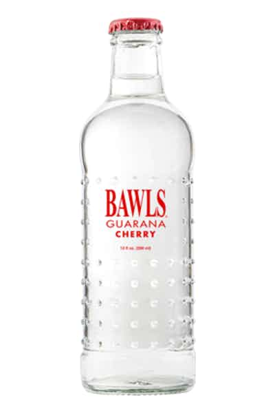 BAWLS Guarana Cherry