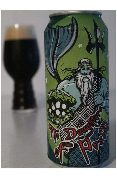 Baxter / DC Brau The Daughters of Poseidon