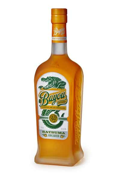 Bayou Satsuma Orange Rum Liqueur