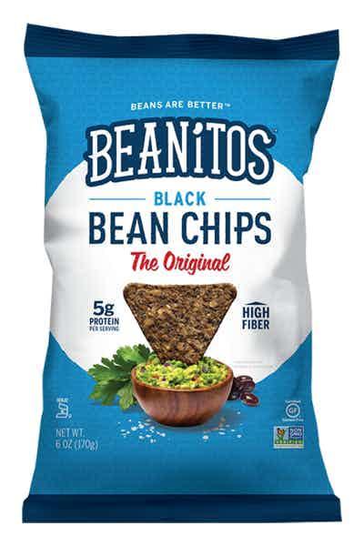Beanitos Black Bean & Sea Salt Chips