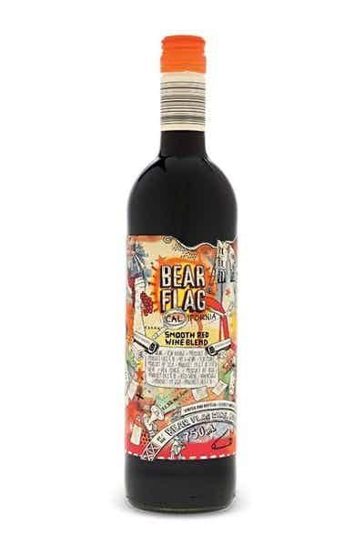 Bear Flag Smooth Red Blend