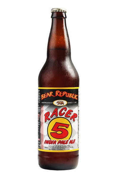 Bear Republic Pale Ale
