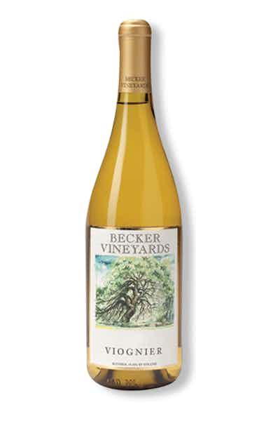 Becker Vineyards Viognier