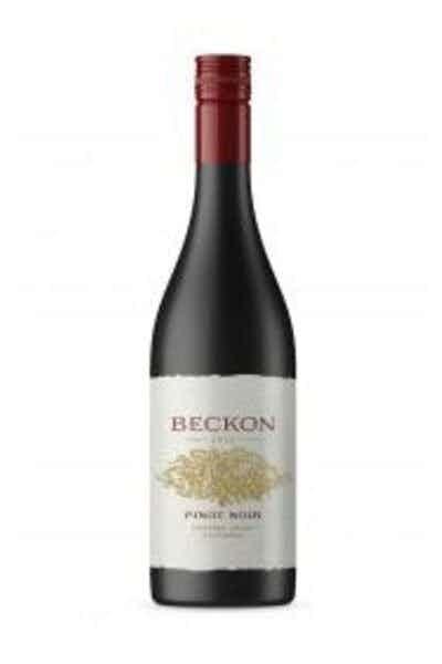 Beckon Pinot Noir